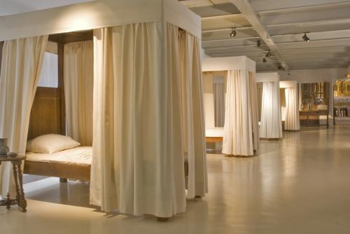 Salle des malades
