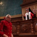 visite théâtralisée du tribunal Baugé